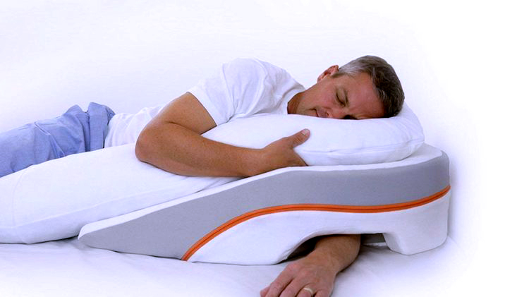 Side Sleeper Pillow - The Best Pillow For neck pain Your Comfort